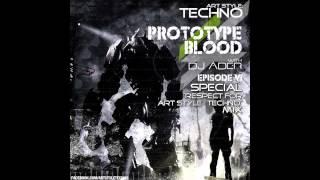 Art Style : Techno | Prototype Blood With DJ Áder | Episode 6