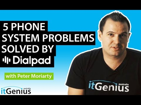 5 Phone System Problems Solved By Dialpad (Cloud Phone Software)