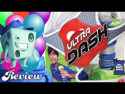 Ultra Dash Review - With Tom Vasel