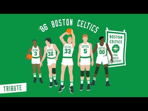 1986 Boston Celtics Tribute - The Beautiful Game