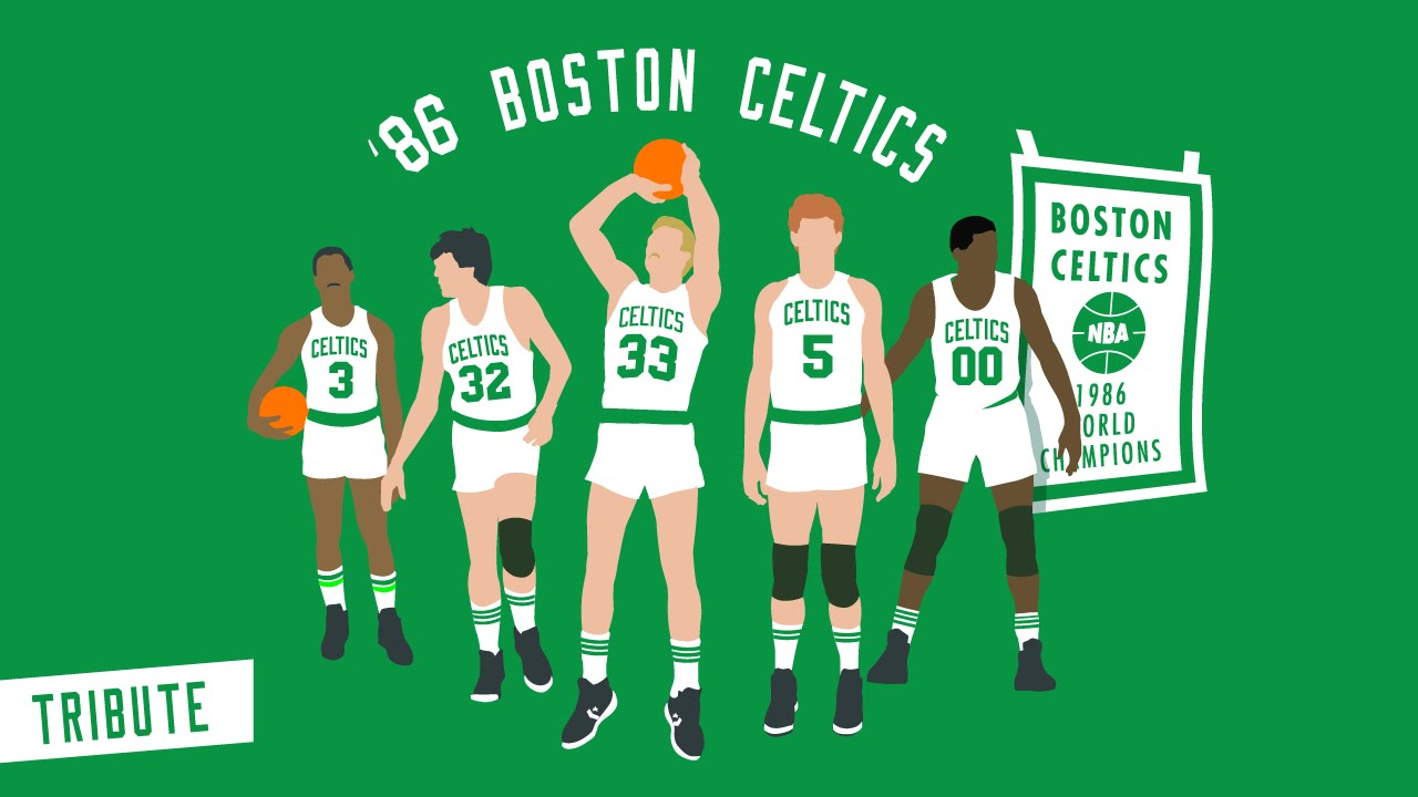 1986 Boston Celtics Tribute The Beautiful Game Youtube