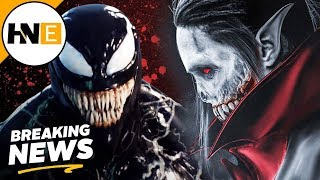 Venom Producers Give Morbius: The Living Vampire Movie Update