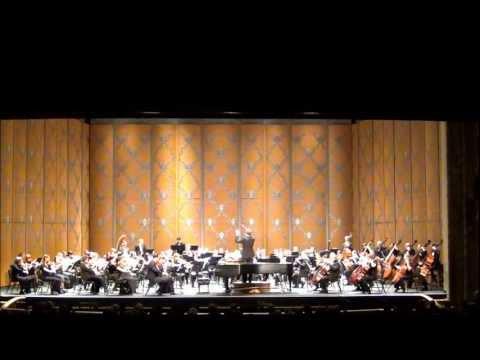 Leontiev-Ravel: Daphnis et Chloé: Suite no 2(2012.02.24).wmv