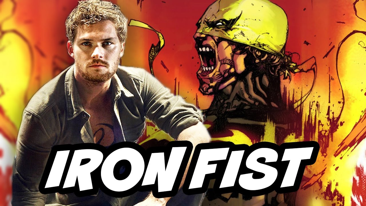 Download Iron Fist Episode 1 Comics Scene Explained and Marvel Easter Eggs