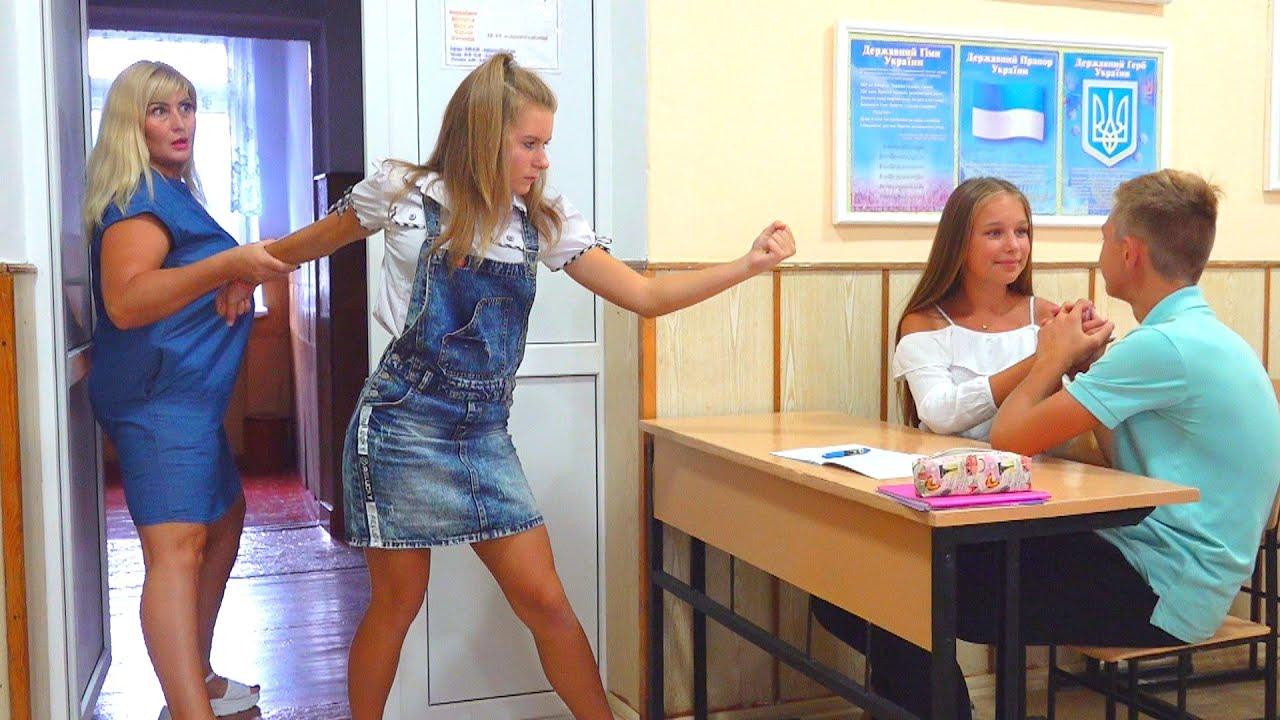 ДАРИНА +НОВЕНЬКИЙ =ЛЮБОВЬ!!! Аня очень разозлилась!!!