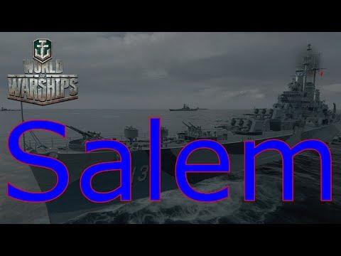 World of Warships- Salem