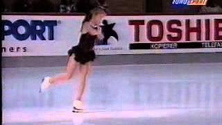 Tara Lipinski - 1995 Nebelhorn Trophy - Gala