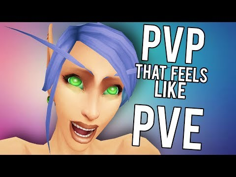 PvP That Feels Like PvE - PvP WoW Legion 7.3.5