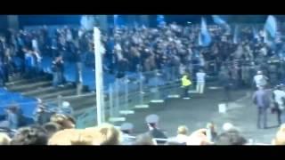 Скачать Беспорядки на матче Балтика Зенит
