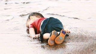 فيديو الطفل الغريق - فين الضمير - أمل حجازي
