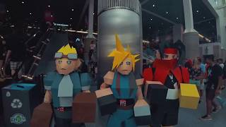 Anime Expo 2018 Cosplay