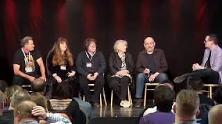 Dark Crystal Q & A Panel 'The Creation of Thra' from 'The Great Con-Junction' 2020 official event