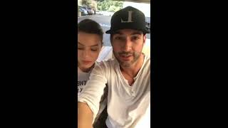 "Last Day of ""Lucifer"" S3 -bts vids- (April 11, 018)"