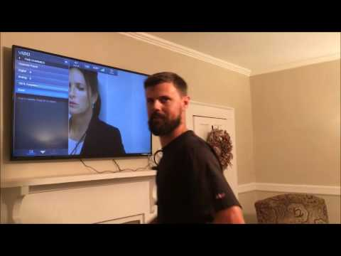 Installing an HDTV antenna for