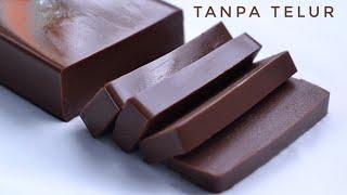 Download Brownies Puding Tanpa Telur, Nyoklat Banget
