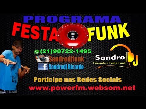 Festa Funk Sandro Dj Ao Vivo