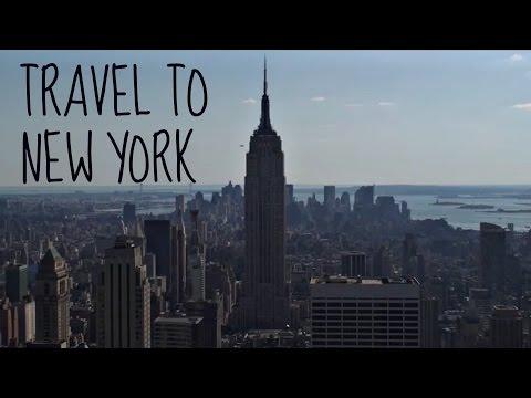 TRAVEL TO NEW YORK!!!