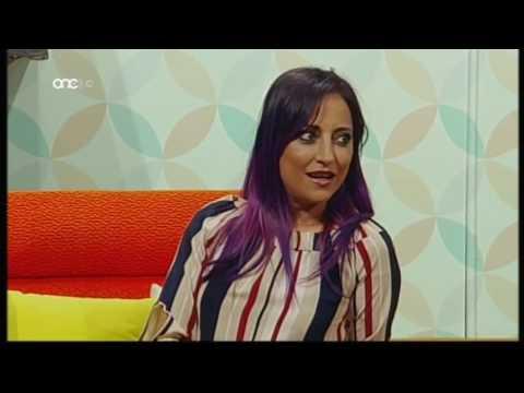 Angie Laus & Manuel Xuereb on ShowOff TV Malta