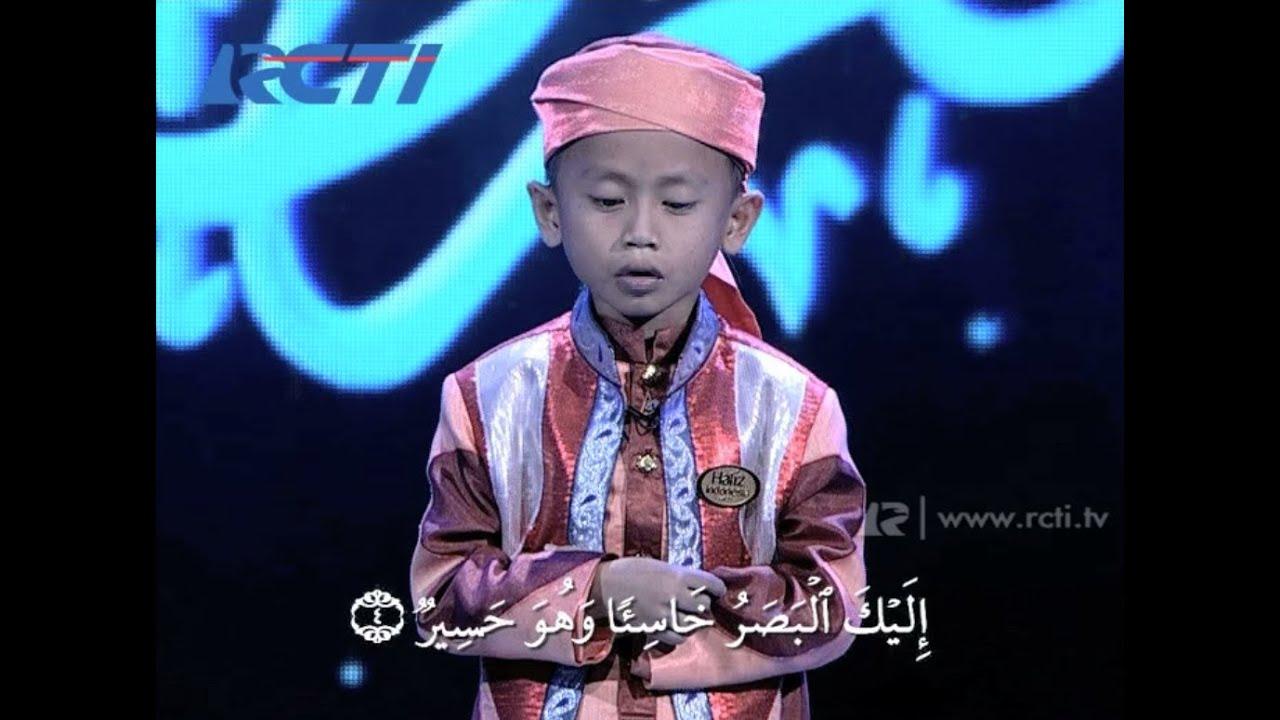 Aza Qs Al Mulk Surat Ke 67 Wisuda Akbar Hafiz Indonesia