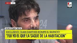 EXCLUSIVO: La versión de Juan Darthés con Mauro Viale