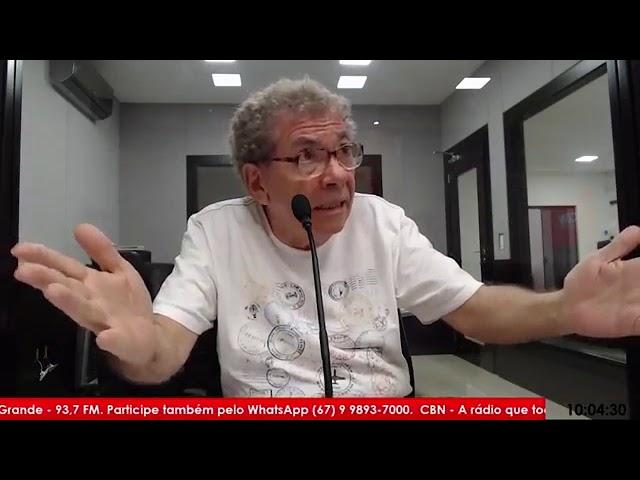 Entrevista CBN Campo Grande: Paulo Cabral e Christopher Scapinelli