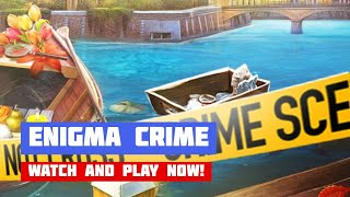 Enigma Crime · Game · Gameplay