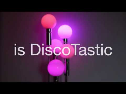 Discotainment - Disco for Philips Hue Entertainment in iConnectHue app -  sync your lights to music