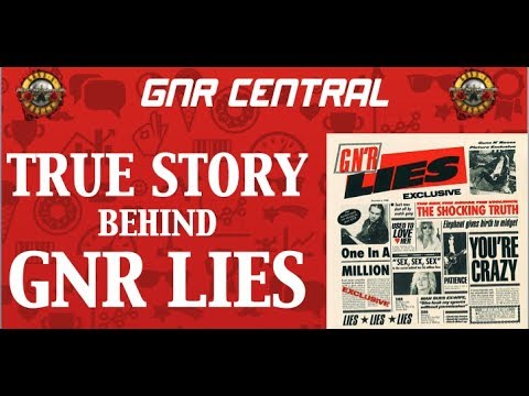 Guns N' Roses: The True Story Behind GNR Lies! One in a Million Controversy!