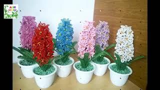Все самое интересное о гиацинте + цветы из бисера.