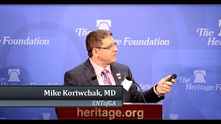 """Mike Koriwchak, MD """"Medical Records and the HITECH law"""" — BRI 2015 Leadership Conference"""