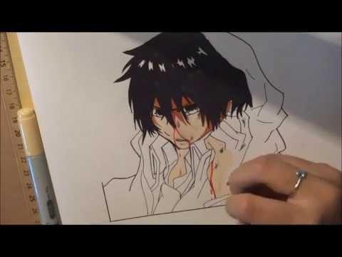 Dessin Garçon Manga