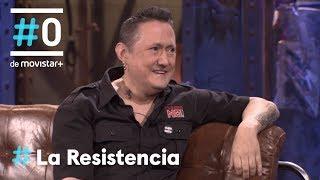 LA RESISTENCIA - Entrevista a Fermín Muguruza  | #LaResiste...