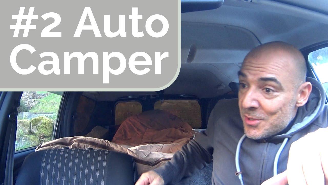 camping ausr stung und tipps auto als wohnmobil 2. Black Bedroom Furniture Sets. Home Design Ideas