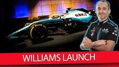 Williams: Neues Auto, neue Fahrer, neuer Sponsor – Formel 1 2019 (News)