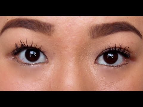 5e725adfbdb Mascara routine for short, wimpy, straight Asian lashes - YouTube