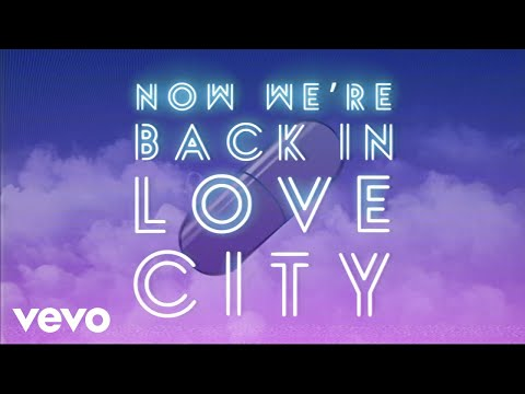 The Vaccines - Back In Love City (Lyric Video)