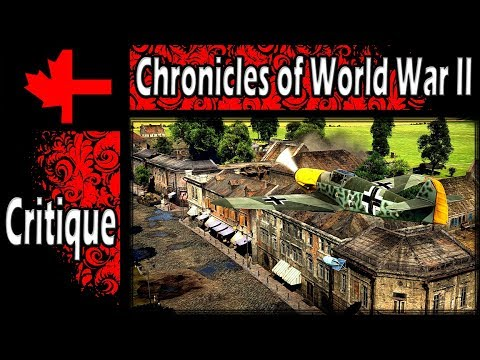 War Thunder - Chronicles of World War II Critique