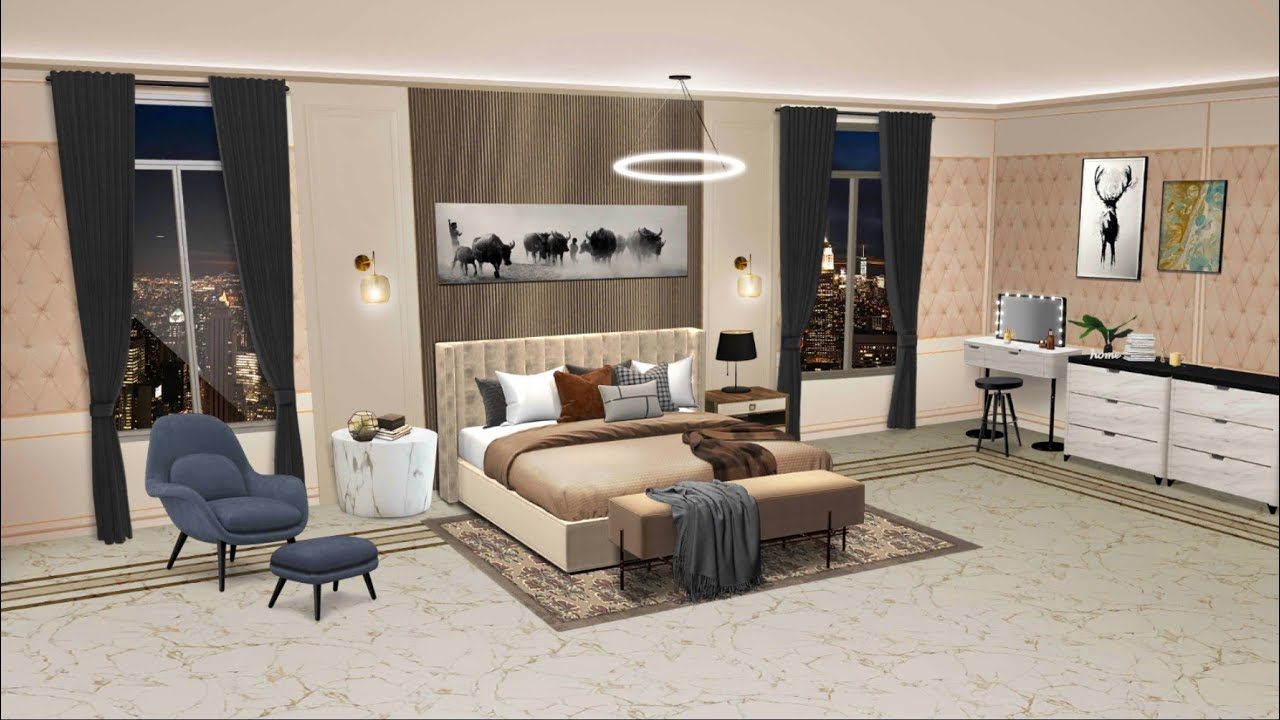 My Home Design – Modern City MOD APK Download for Android   YouTube