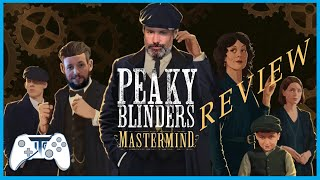 Peaky Blinders Mastermind Review - The Rise of the Shelby's (Video Game Video Review)