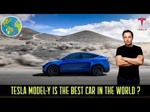 Tesla Model Y Is the Best Electric Car in the World