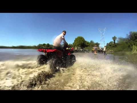 North Little Rock, ORV Park, The Big Pond