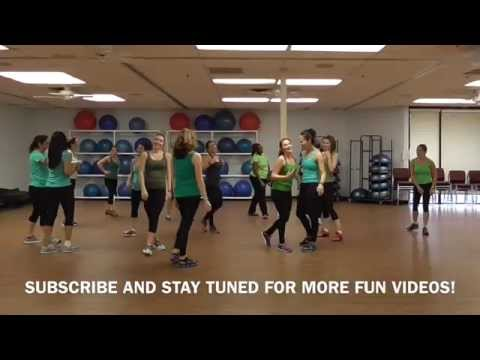 Lips Are Moving -Zumba workout – Choreo Danielle and Megan.