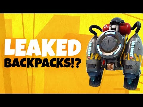 Are More Crazy Backpacks on the Way? - Fortnite Show Ep. 4