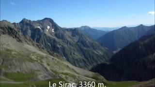 2012 - 7 - Ecrins (Ossians) Hike in the French Alps