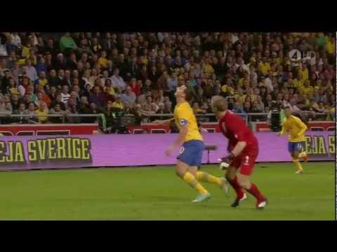 zlatan ibrahimovic amazing goal sweden vs england 14.11.2012