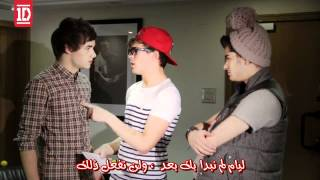 one direction - Spin the harry episode 1 Arabic sub مترجمة عربي