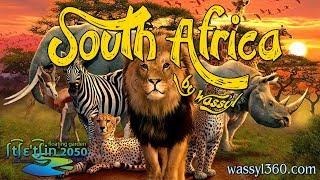 SouthAfrica by Wassyl