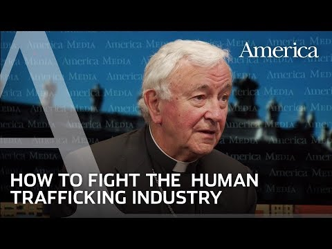 How to fight the $187 billion human trafficking industry   Conversations with America