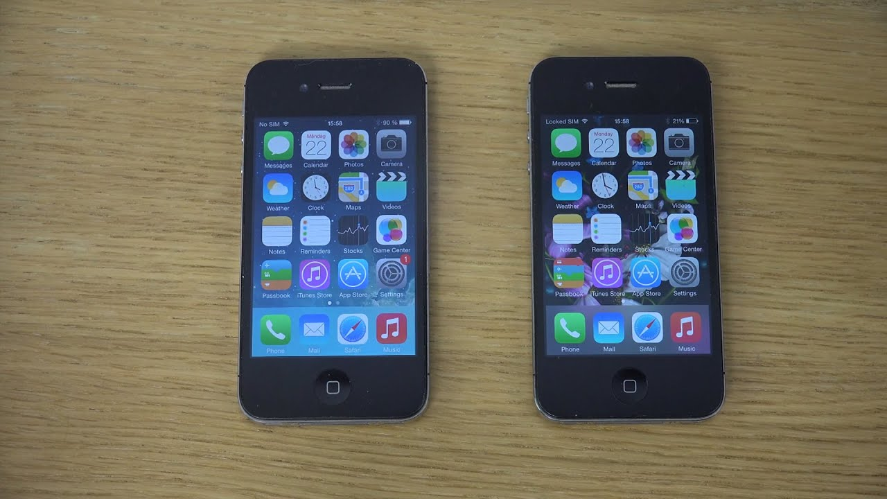 iphone 4 ios 7 iphone 4s ios 8 vs iphone 4s ios 7 1 2 14385