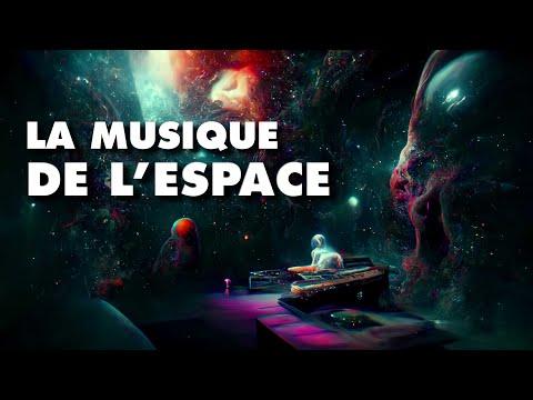 LE SON DE L'UNIVERS les sons des planètes feat Le Sense Of Wonder